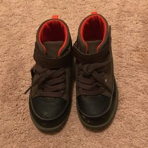 Lace up Boys boots - size 12 from Carters